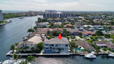 Boca Raton  Single Family Home For Sale: 863 Enfield Street