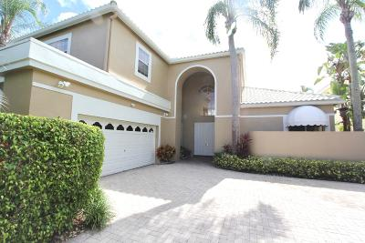 Boca Raton Single Family Home For Sale: 5863 Waterford