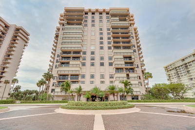 Palm Beach County Condo For Sale: 2003 Ocean Boulevard #602