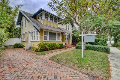 West Palm Beach Single Family Home For Sale: 318 Croton Way