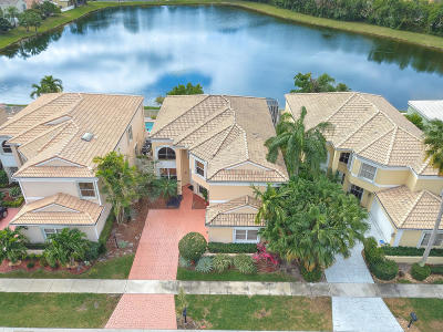 Boca Raton Single Family Home For Sale: 8926 Sonoma Lake Boulevard