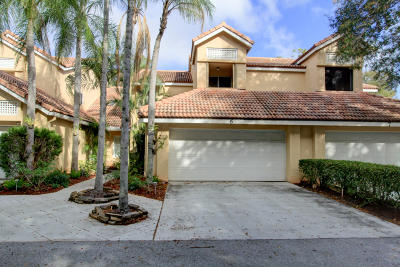 Boca Raton Townhouse For Sale: 23158 Island View #6