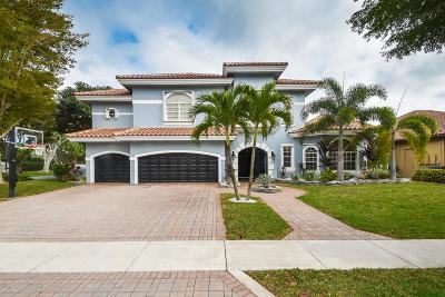 Boca Raton FL Single Family Home For Sale: $1,029,000
