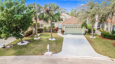 West Palm Beach Single Family Home For Sale: 12920 Oak Knoll Drive