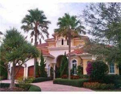 Port Saint Lucie  Single Family Home For Sale: 141 SE Rio Angelica
