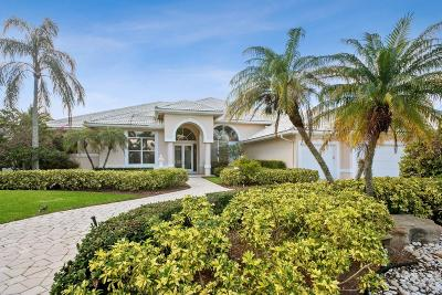 Boca Raton Single Family Home For Sale: 4864 Bocaire Boulevard