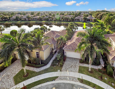 Palm Beach Gardens Single Family Home Contingent: 235 Andalusia Drive