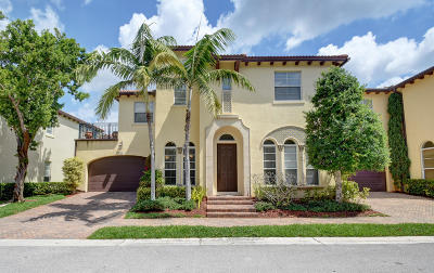 Boca Raton Single Family Home For Sale: 43 Via Poinciana Street