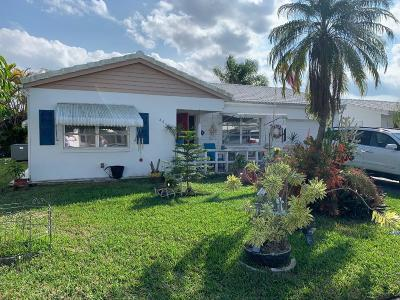 Tamarac Single Family Home For Sale: 8210 NW 59th Street