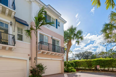 Boca Raton Townhouse For Sale: 3649 NW 5th Terrace