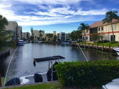 Boca Raton, Highland Beach, Delray Beach Condo For Sale: 22 Royal Palm Way #6010