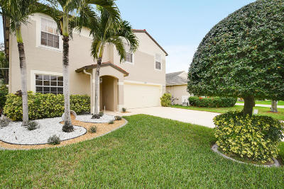 Lake Worth Single Family Home For Sale: 5429 Meadows Edge Drive