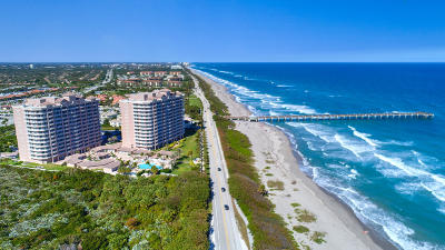 Juno Beach Condo For Sale: 700 Ocean Royale #603