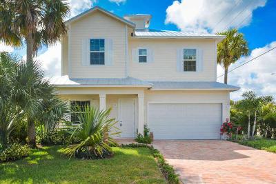 Stuart FL Single Family Home For Sale: $415,900