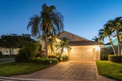 Palm Beach Gardens Single Family Home For Sale: 1007 Diamond Head Way
