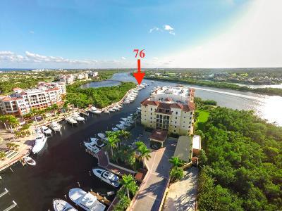 Jupiter Residential Lots & Land For Sale: 348 S Us Highway 1, #Slip 76