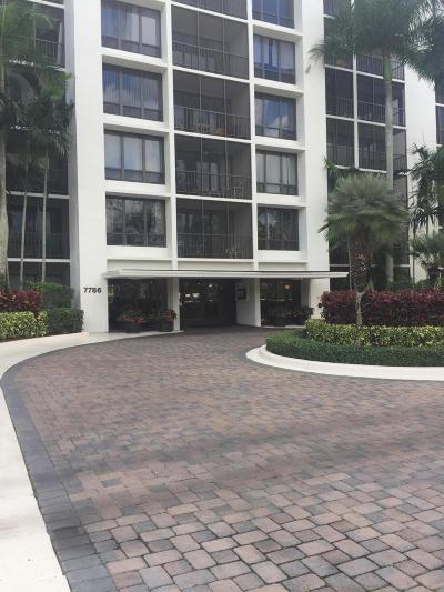Boca Raton Condo For Sale: 7786 Lakeside Boulevard #684