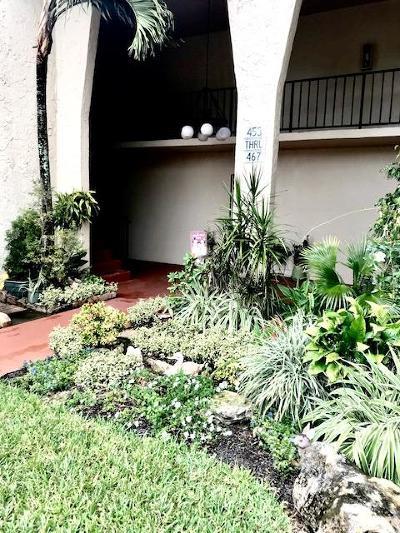West Palm Beach Condo For Sale: 465 Lake Dora Drive