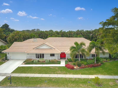 Boca Raton Single Family Home For Sale: 3765 Kings Way