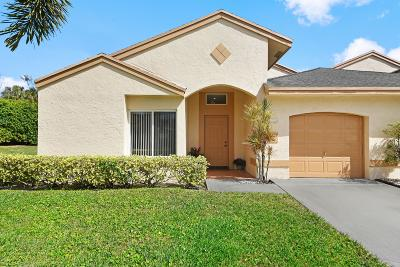 Boca Raton Single Family Home For Sale: 9761 Boca Gardens Circle #A