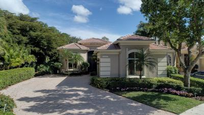 Delray Beach Single Family Home For Sale: 7761 Villa D Este Way