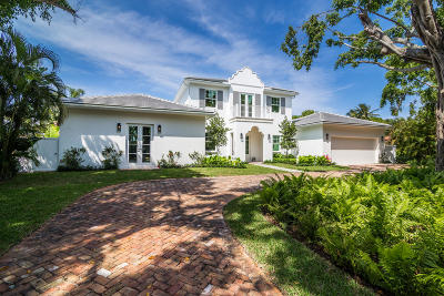 West Palm Beach Single Family Home Contingent: 245 Essex Lane