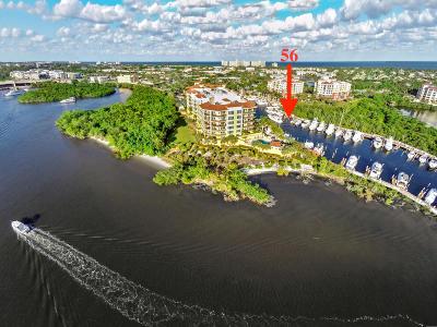 Jupiter Residential Lots & Land For Sale: 348 S Us Highway 1, #Slip 56
