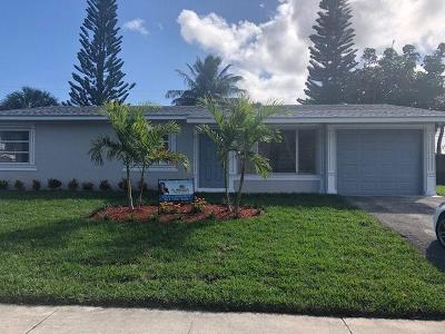 Delray Beach Single Family Home For Sale: 2132 SW 12th Court