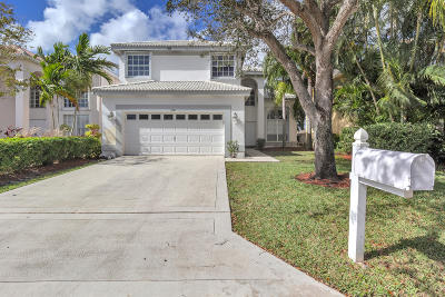 Lake Worth Single Family Home For Sale: 7671 Santee Terrace