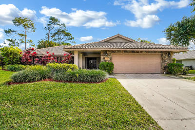 Boca Raton Single Family Home For Sale: 7698 Estrella Circle