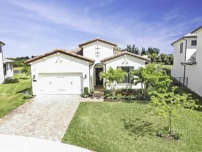Boynton Beach Single Family Home For Sale: 9107 Grand Prix Lane