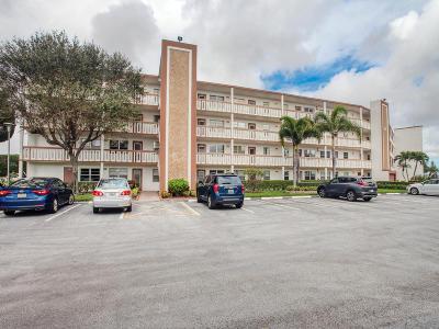 Boca Raton Condo For Sale: 3075 Cornwall #D