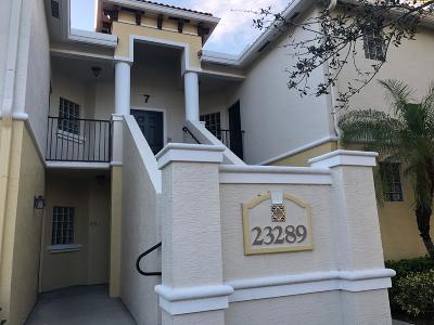 Boca Raton Townhouse For Sale: 23289 Carolwood Lane #101