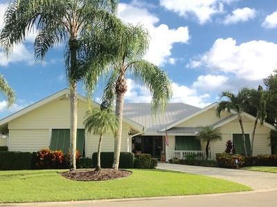 Hobe Sound Single Family Home For Sale: 10341 SE Jupiter Narrows Drive