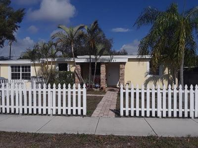 Pompano Beach Single Family Home Contingent: 1617 NE 48 Street