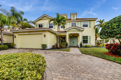 Royal Palm Beach Single Family Home For Sale: 478 Cottagewood Lane