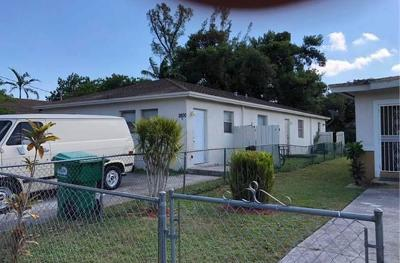 Miami FL Multi Family Home For Sale: $329,000