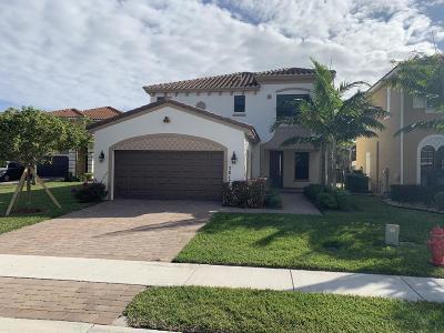 Boynton Beach Single Family Home For Sale: 3812 Aspen Leaf Drive