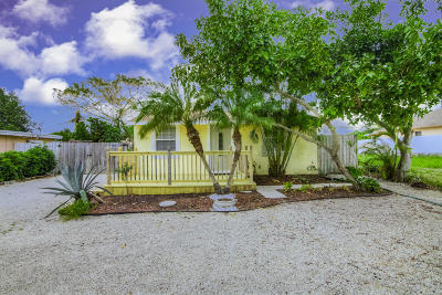 West Palm Beach Single Family Home For Sale: 4177 Success Street