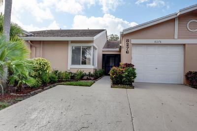 Boca Raton Condo For Sale: 8276 Summerbreeze Lane #C