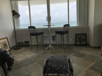 Fort Lauderdale Rental For Rent: 545 S Fort Lauderdale Beach Boulevard #1402