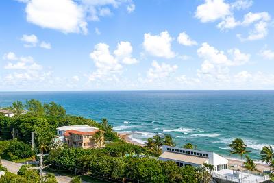 Boca Raton Condo For Sale: 4545 Ocean Boulevard #12 D