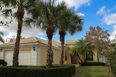 Palm Beach Gardens Single Family Home For Sale: 8979 Oldham Way