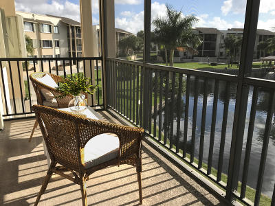 Palm Beach Gardens Condo For Sale: 11811 Avenue Of The Pga #4-2b