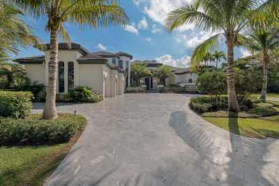 Jupiter Single Family Home For Sale: 371 Regatta Drive