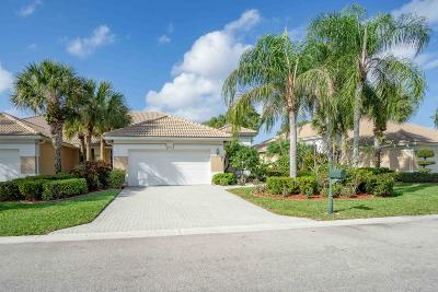 Boynton Beach Single Family Home For Sale: 6915 Cairnwell Drive