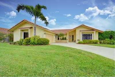 Boynton Beach Single Family Home For Sale: 2602 SW 23rd Cranbrook Drive