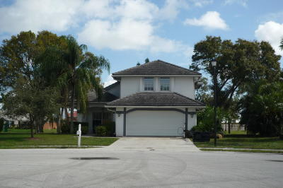 Boynton Beach Single Family Home For Sale: 8672 Rosalie Court
