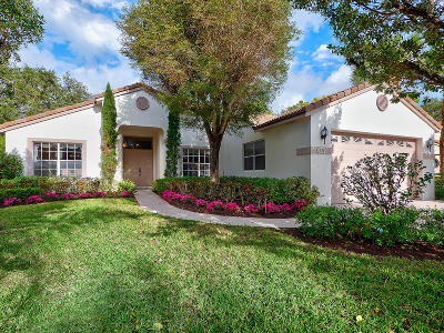 Greenacres Single Family Home For Sale: 176 Egret Circle