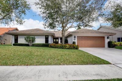 Boca Raton Single Family Home For Sale: 1481 SW 21st Lane